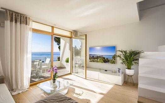 Meerblick Wohnung nahe Palma Cas Catala