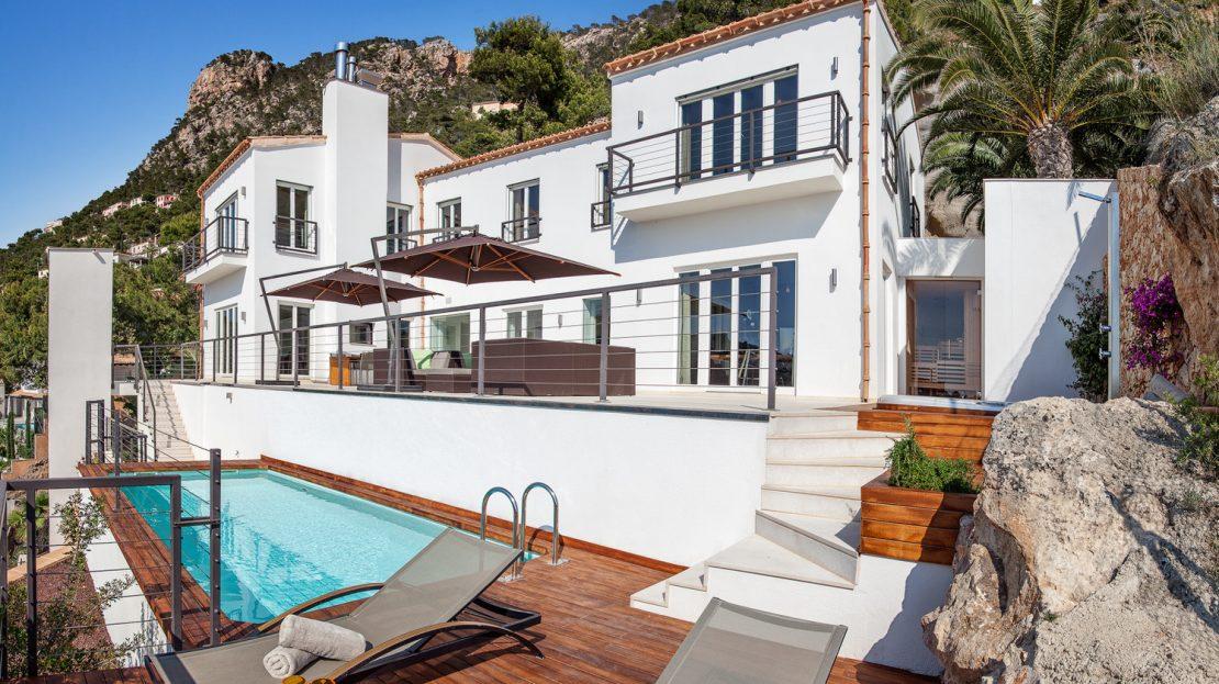 Villa with fantastic seaview in Puerto Andratx (2)