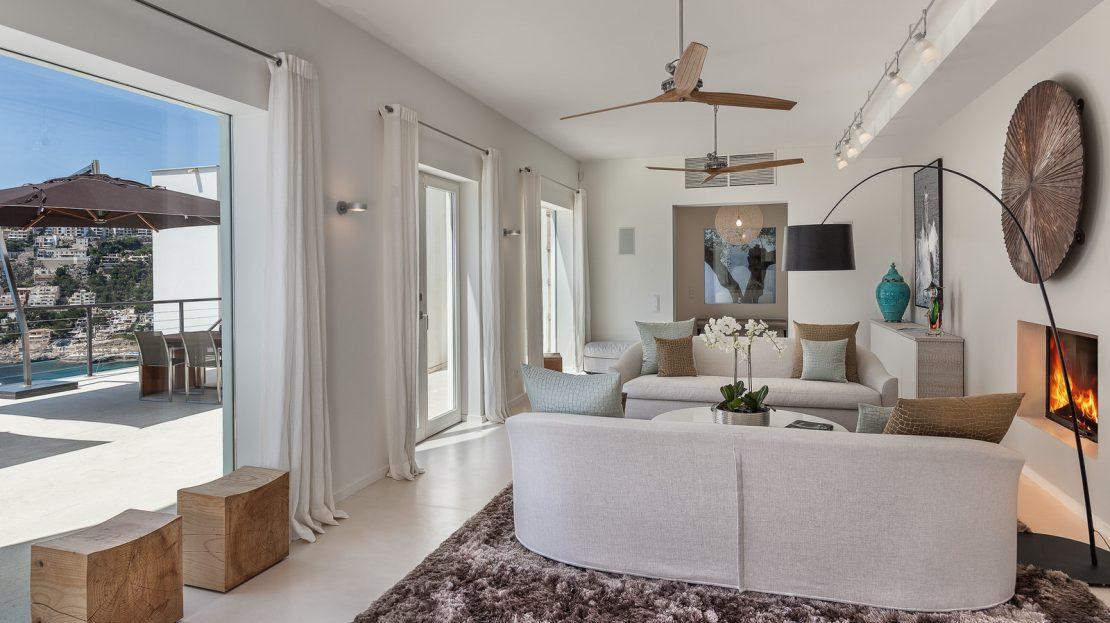 Villa with fantastic seaview in Puerto Andratx (5)