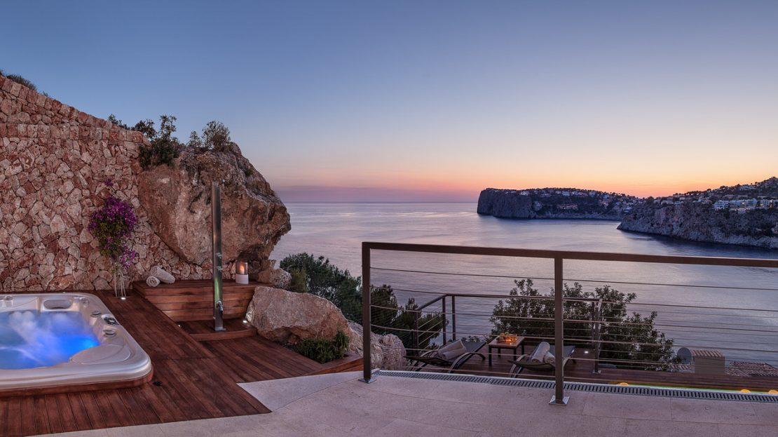 Villa with fantastic seaview in Puerto Andratx (16)