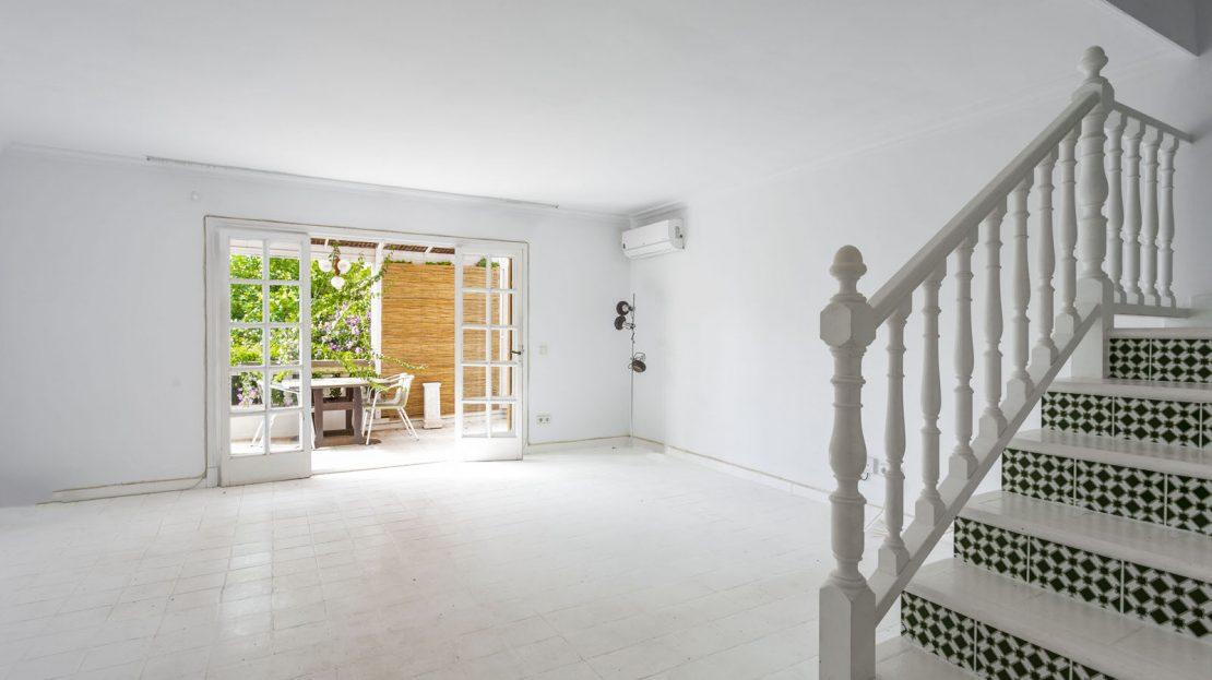 Doppelhaushälfte mit Teilmeerblick in Portals Nous (8)