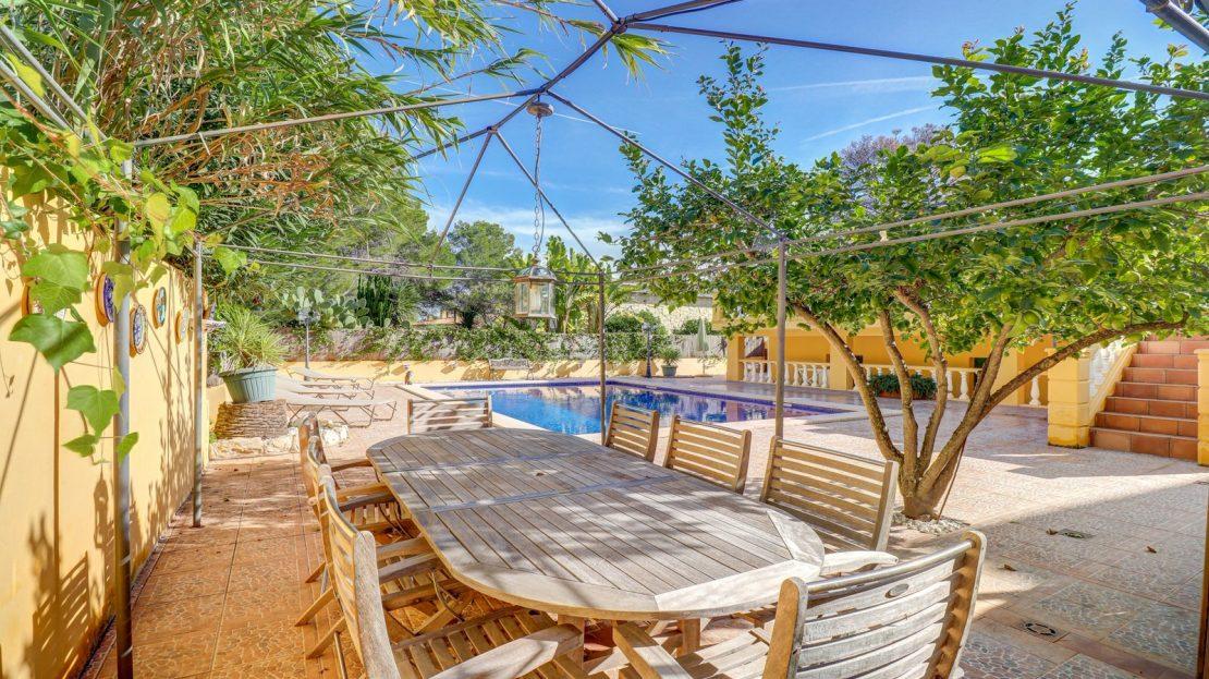 Mallorquinische Villa mit Pool in Costa de la Calma (12)