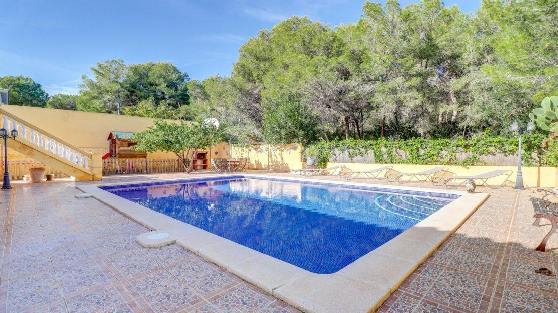 Mallorquinische Villa mit Pool in Costa de la Calma (14)