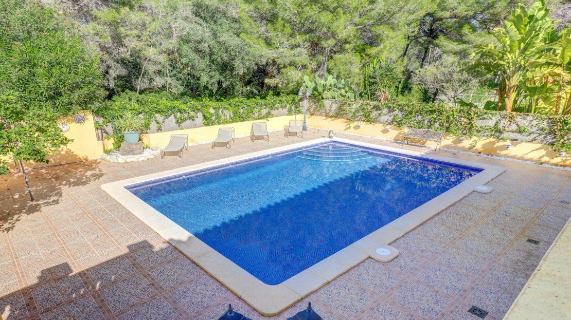 Mallorquinische Villa mit Pool in Costa de la Calma (16)