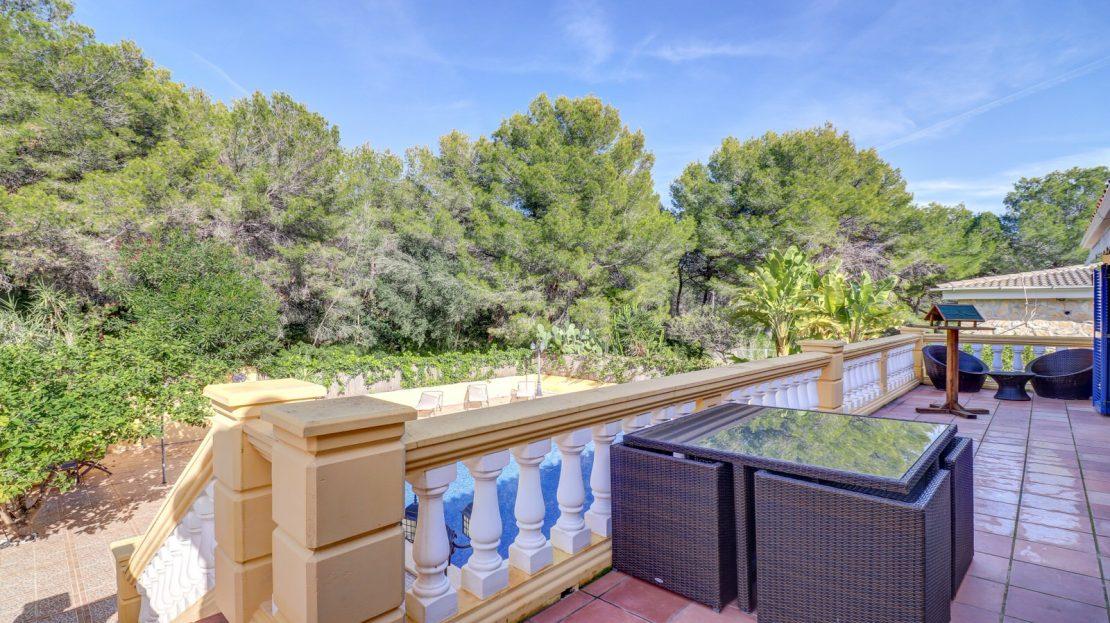 Mallorquinische Villa mit Pool in Costa de la Calma (18)