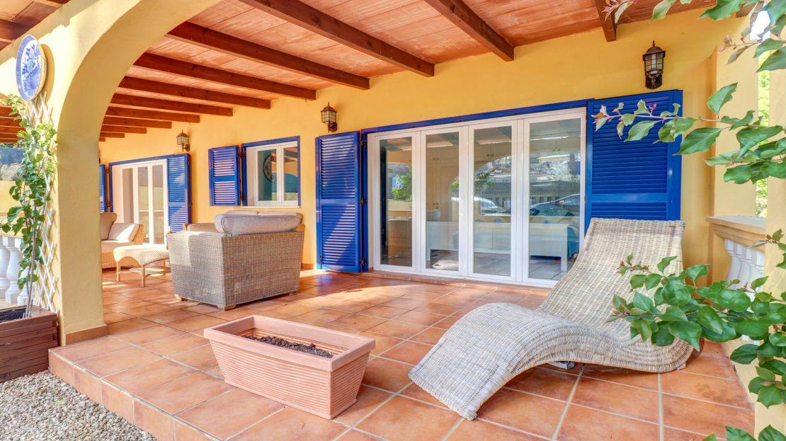 Mallorquinische Villa mit Pool in Costa de la Calma (28)