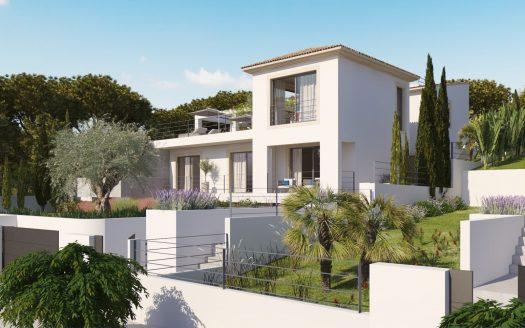 Neubau Luxusvilla in Santa Ponsa, Mallorca (5)