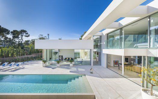 Luxusimmobilie Sol de Mallorca mit Meerblick