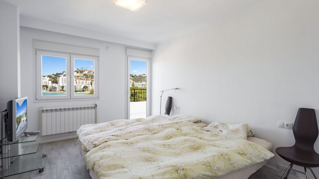 Meerblick Wohnung Santa Ponsa (2)