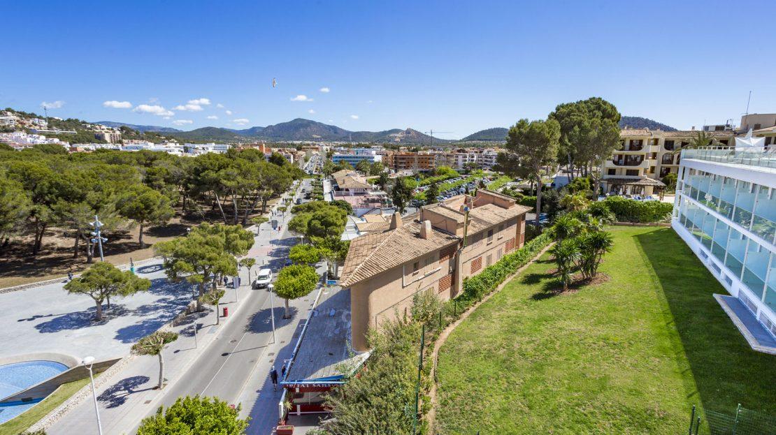Meerblick Wohnung Santa Ponsa (8)