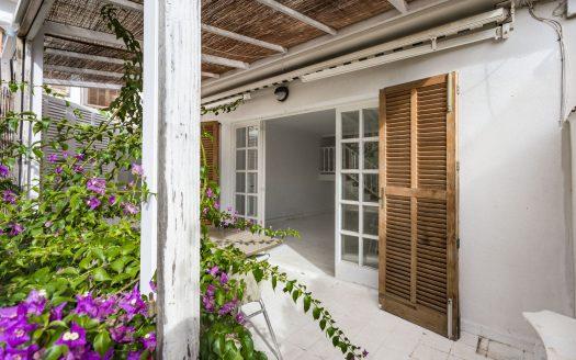 Doppelhaushälfte mit Teilmeerblick in Portals Nous (10)