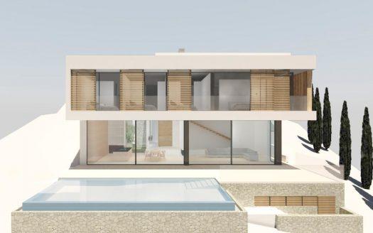 Luxury villa project in Son Vida